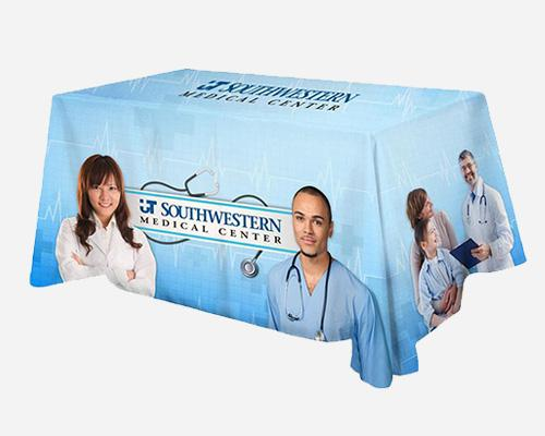 Trade Show Expo Table Covers